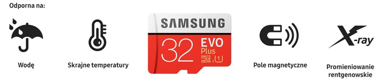 Samsung microSDHC Evo Plus