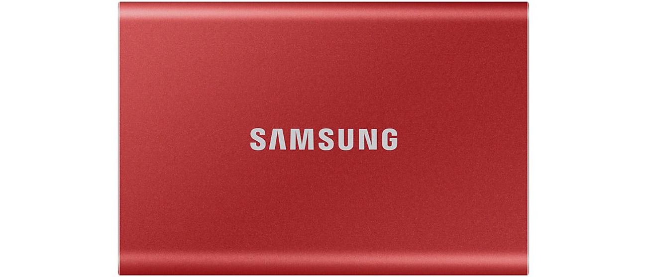 Dysk przenośny Samsung T7 500GB USB 3.2
