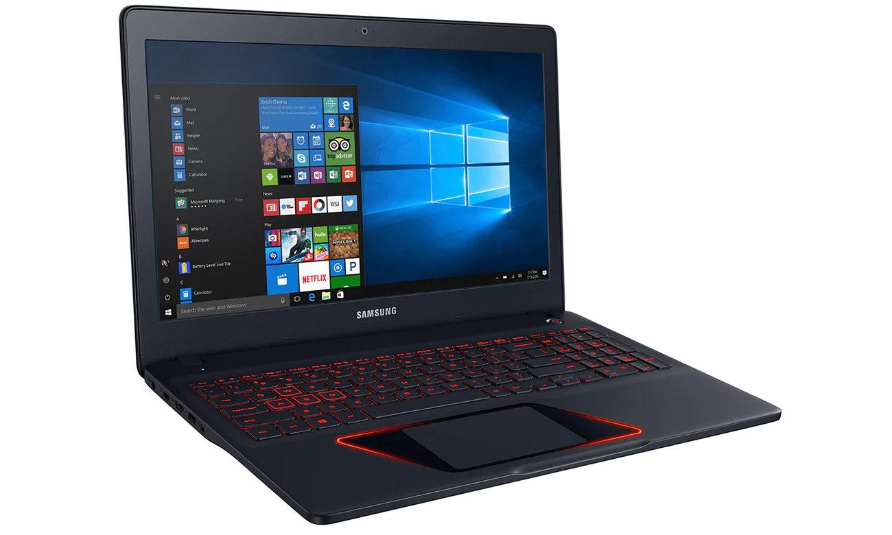 Notebook Samsung Odyssey 15,6  procesor intel i7 7gen