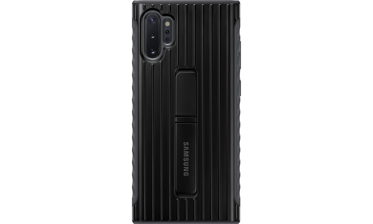 Samsung Protective Standing Cover do Galaxy Note 10+ czarny
