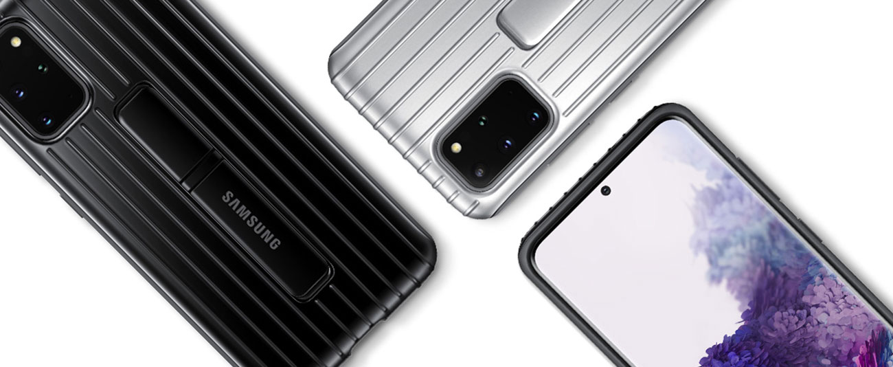 Samsung Protective Standing Cover do Galaxy S20+