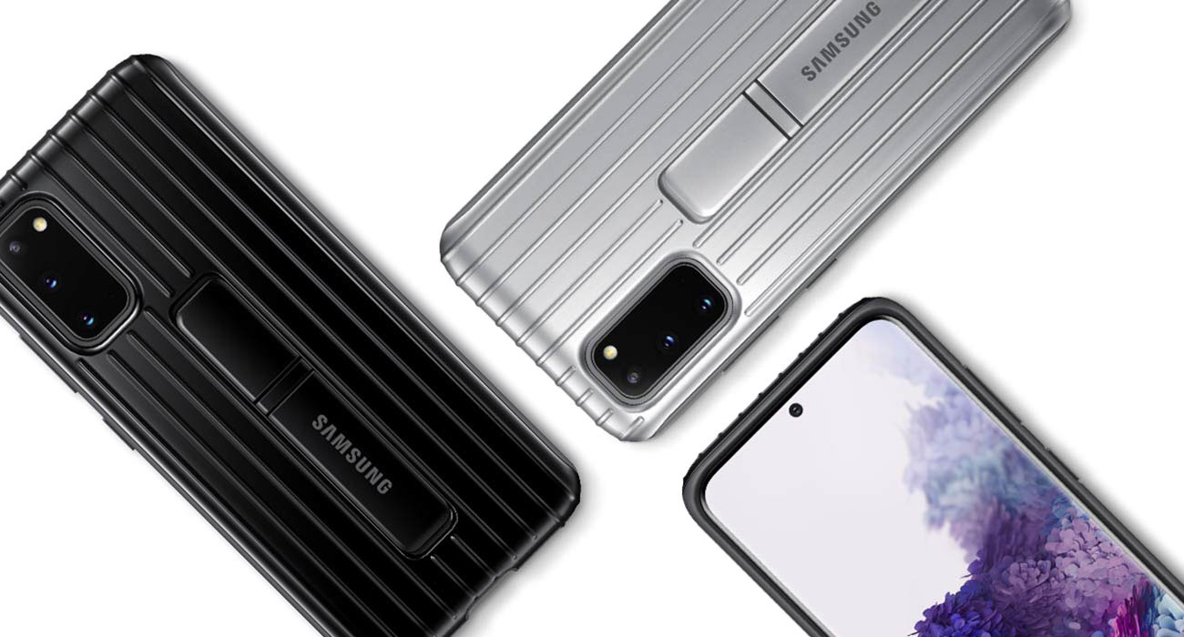 Samsung Protective Standing Cover do Galaxy S20