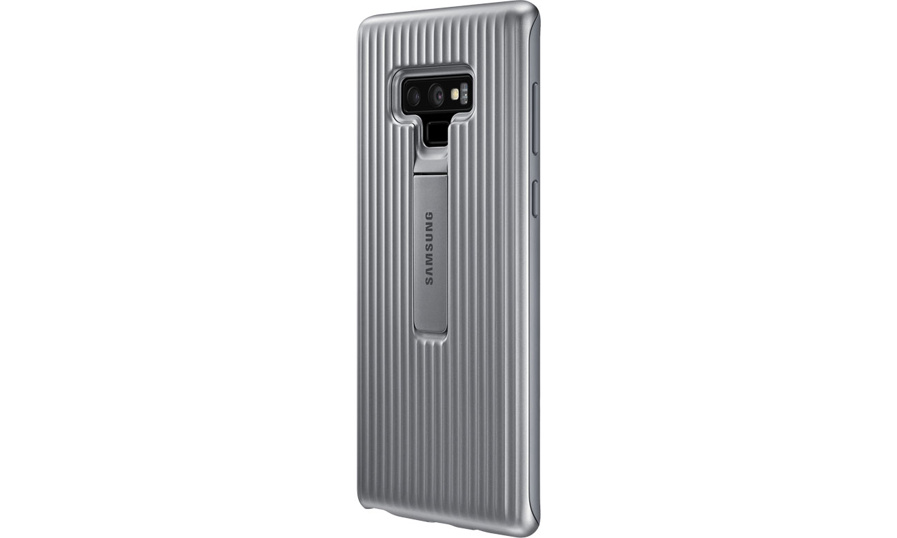Etui Samsung Protective Standing Cover do Galaxy Note 9 Grey Szare