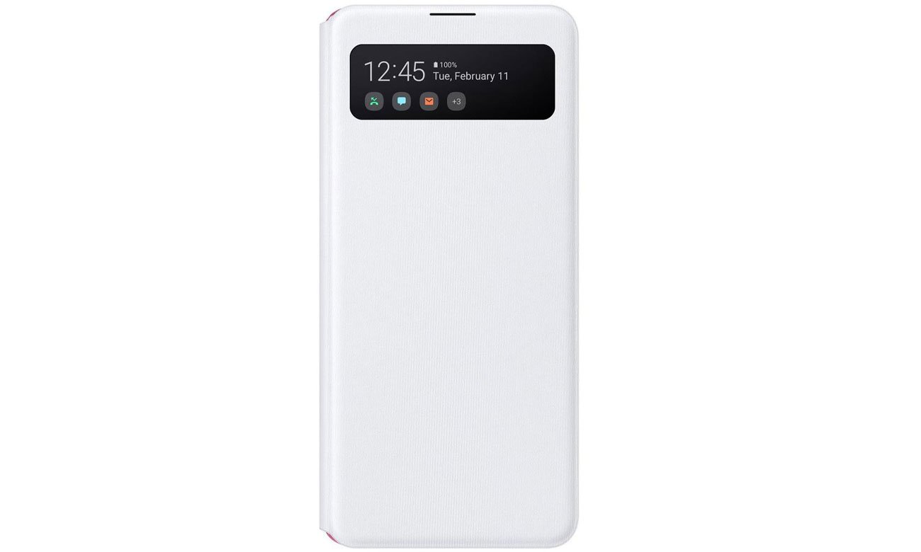Samsung S View Wallet Cover do Galaxy A41