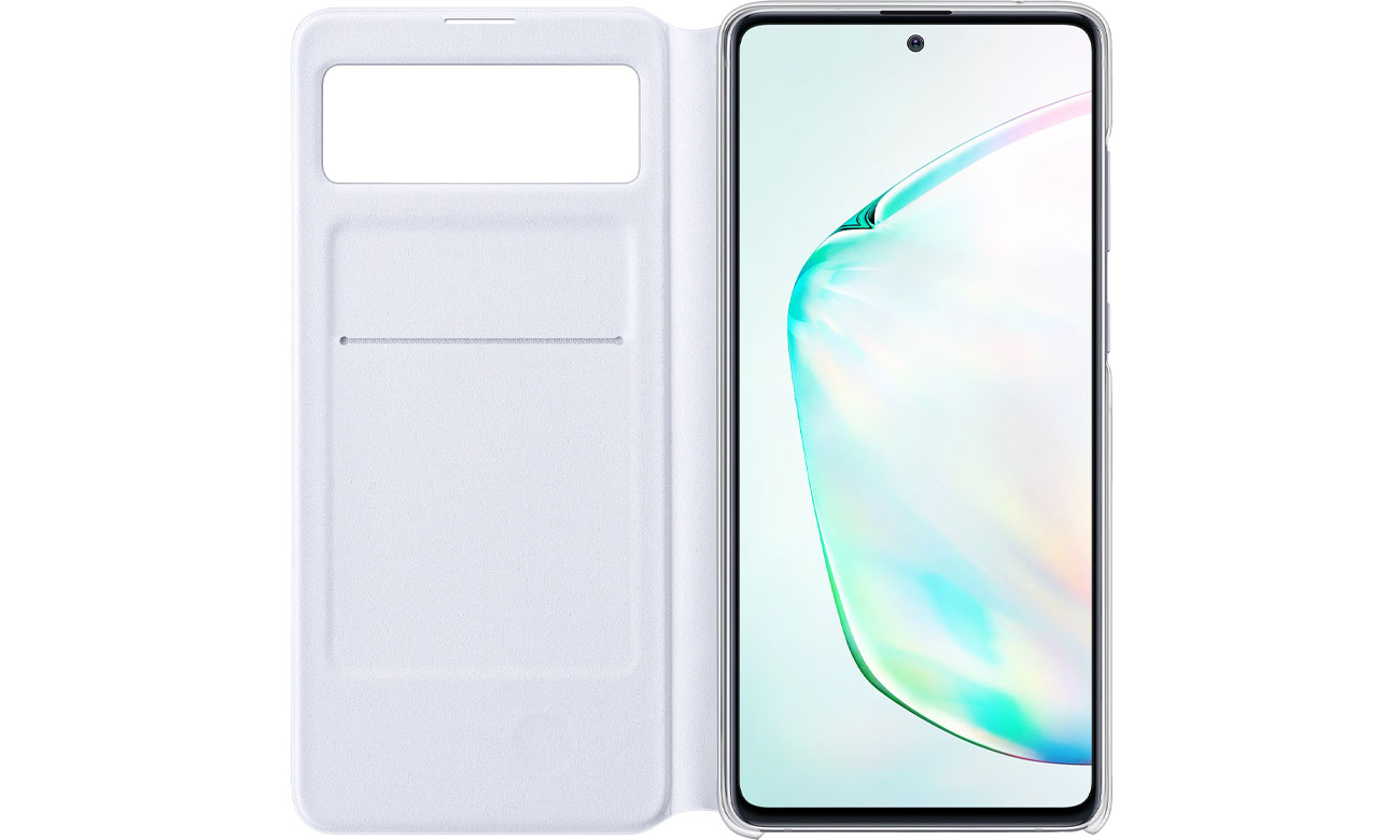 S View Wallet Cover do Galaxy Note 10 Lite