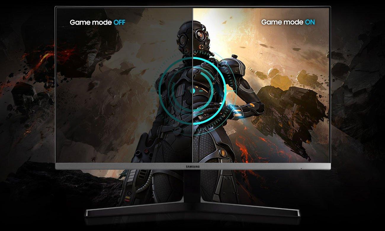 Monitor gamingowy Samsung S24R350FHUX