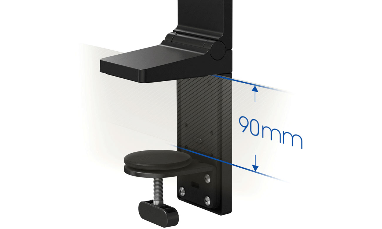 Monitor Samsung S27R750QEUX Regulowany Zacisk