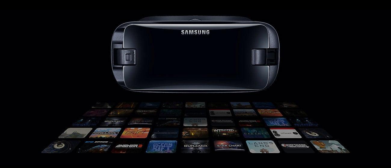 Samsung Gear VR 2017 Oculus Store
