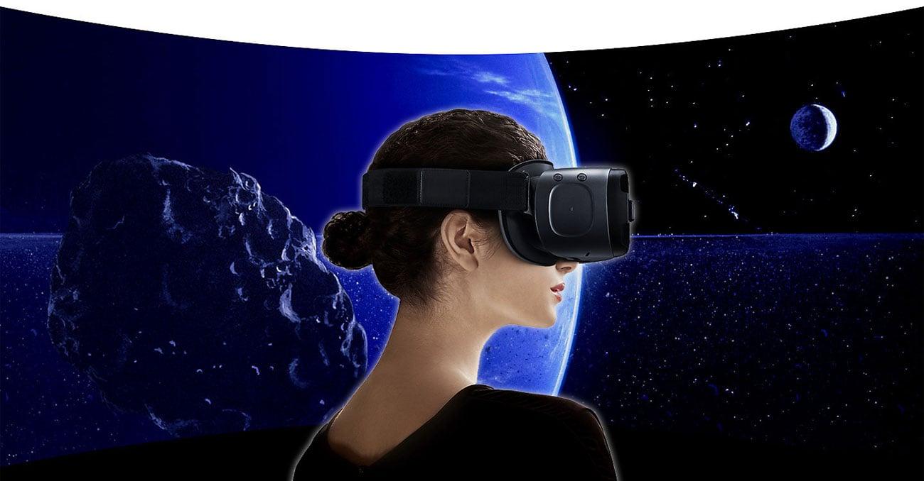 Samsung Gear VR 2017 Wirtualna rzeczywistość
