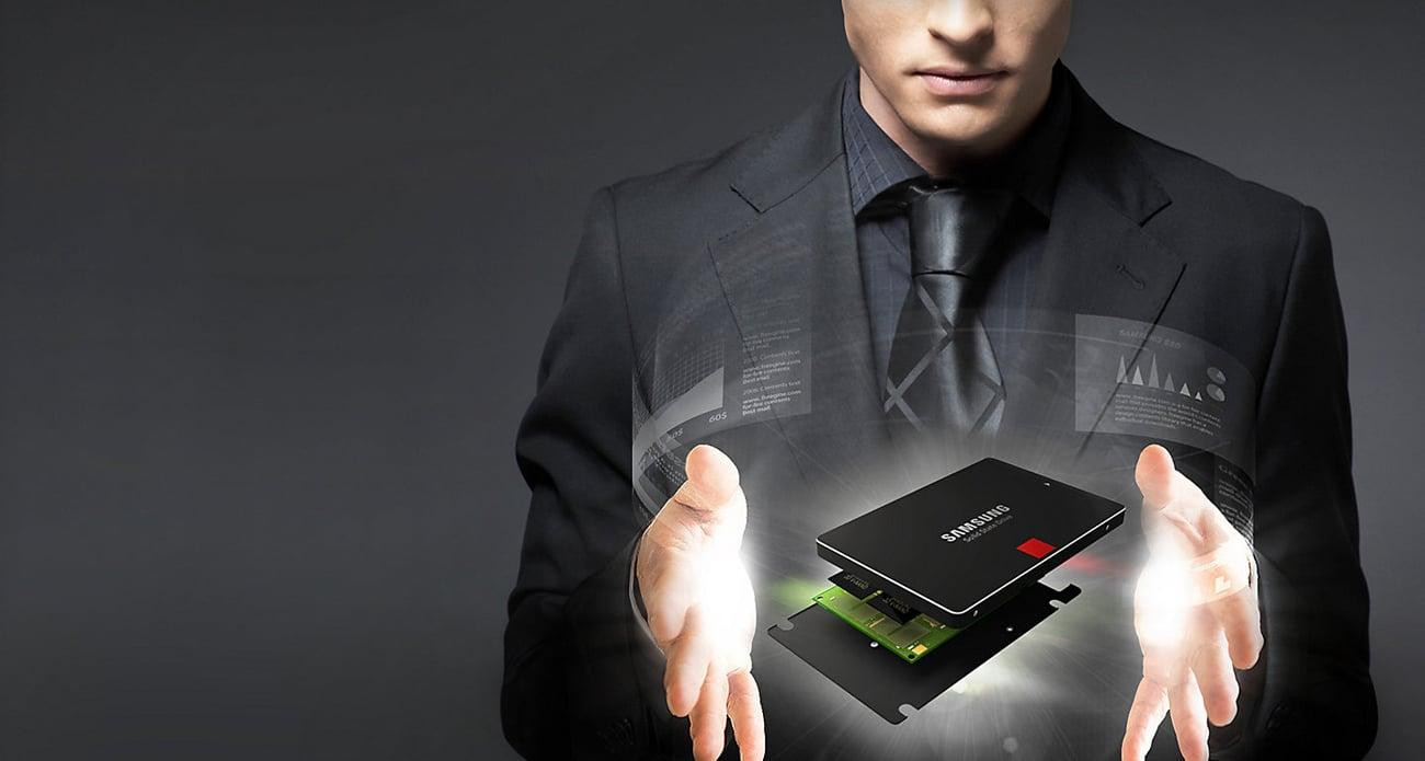 Dysk SSD Seria 850 Pro V-NAND