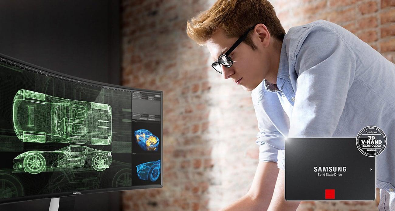 Samsung SSD Seria 850 Pro - oprogramowanie