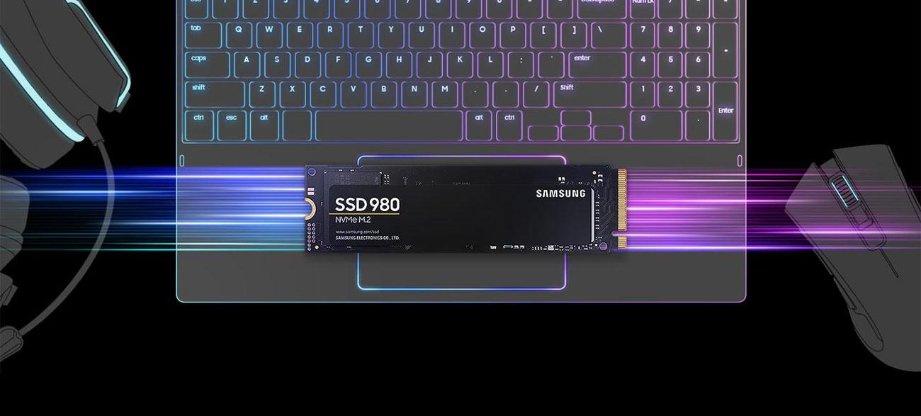 Dysk SSD Samsung M.2 PCIe NVMe 980
