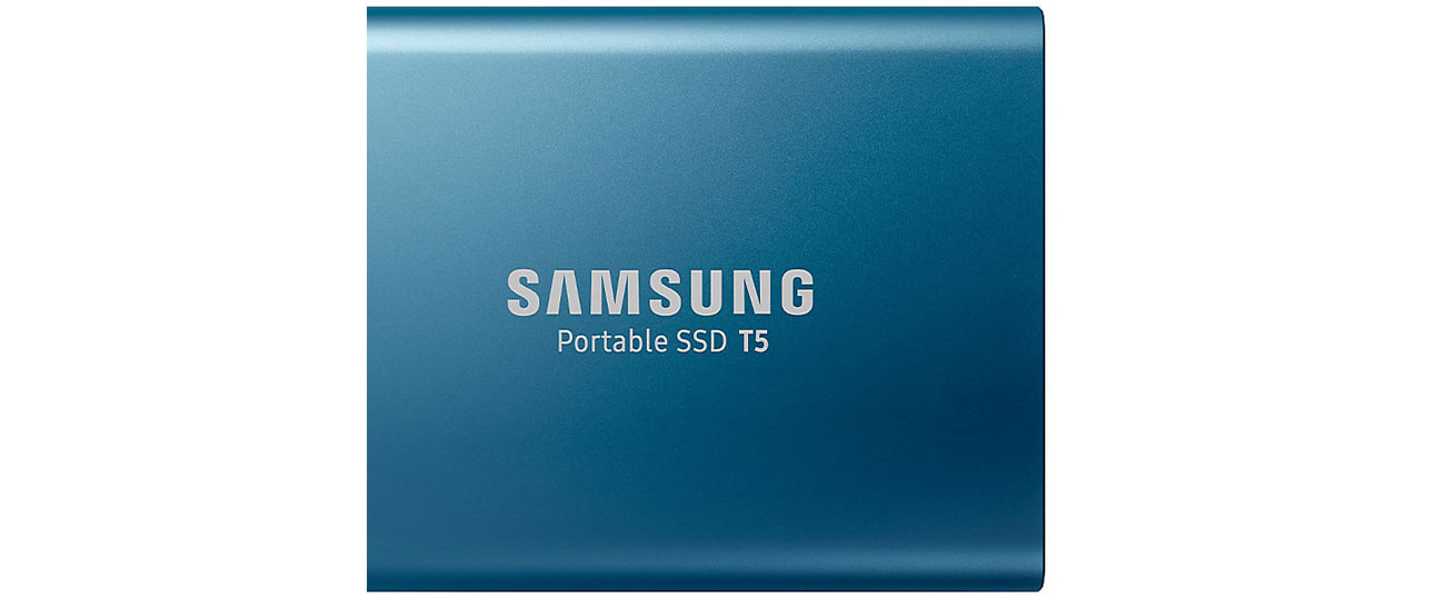 Samsung Portable SSD T5 USB 3.1 gen2 10Gbps