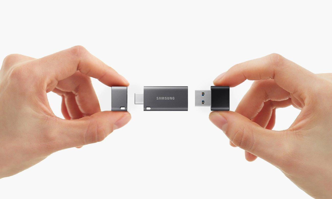 Pendrive Samsung DUO Plus 256GB