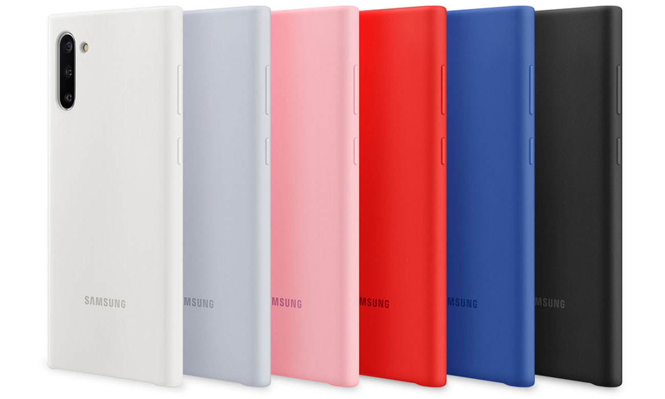 Samsung Silicone Cover