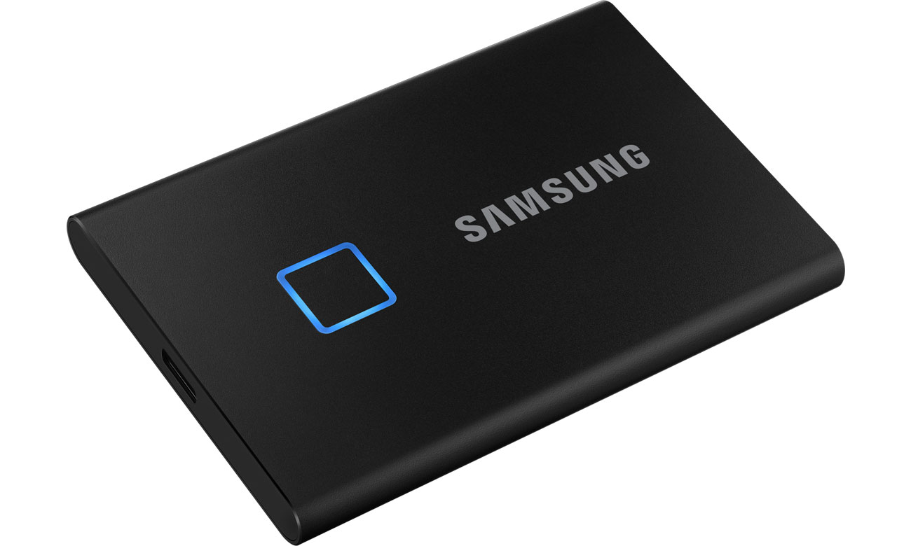 Dysk Samsung Portable SSD T7 Touch 500GB USB 3.2 MU-PC500K/WW