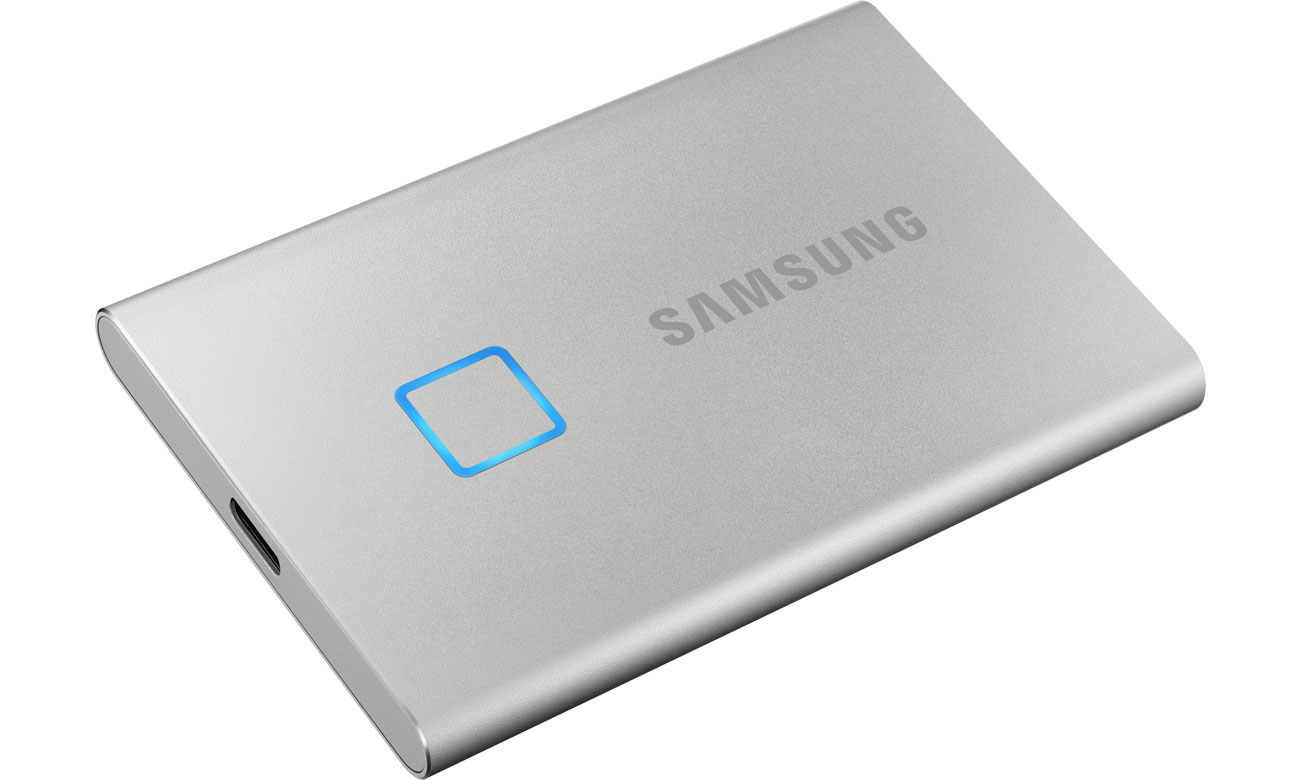 Dysk Samsung Portable SSD T7 Touch 2TB USB 3.2 MU-PC2T0S/WW