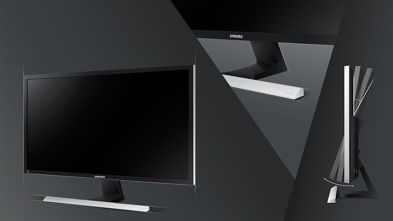 Samsung U28E570DS czarny 4K