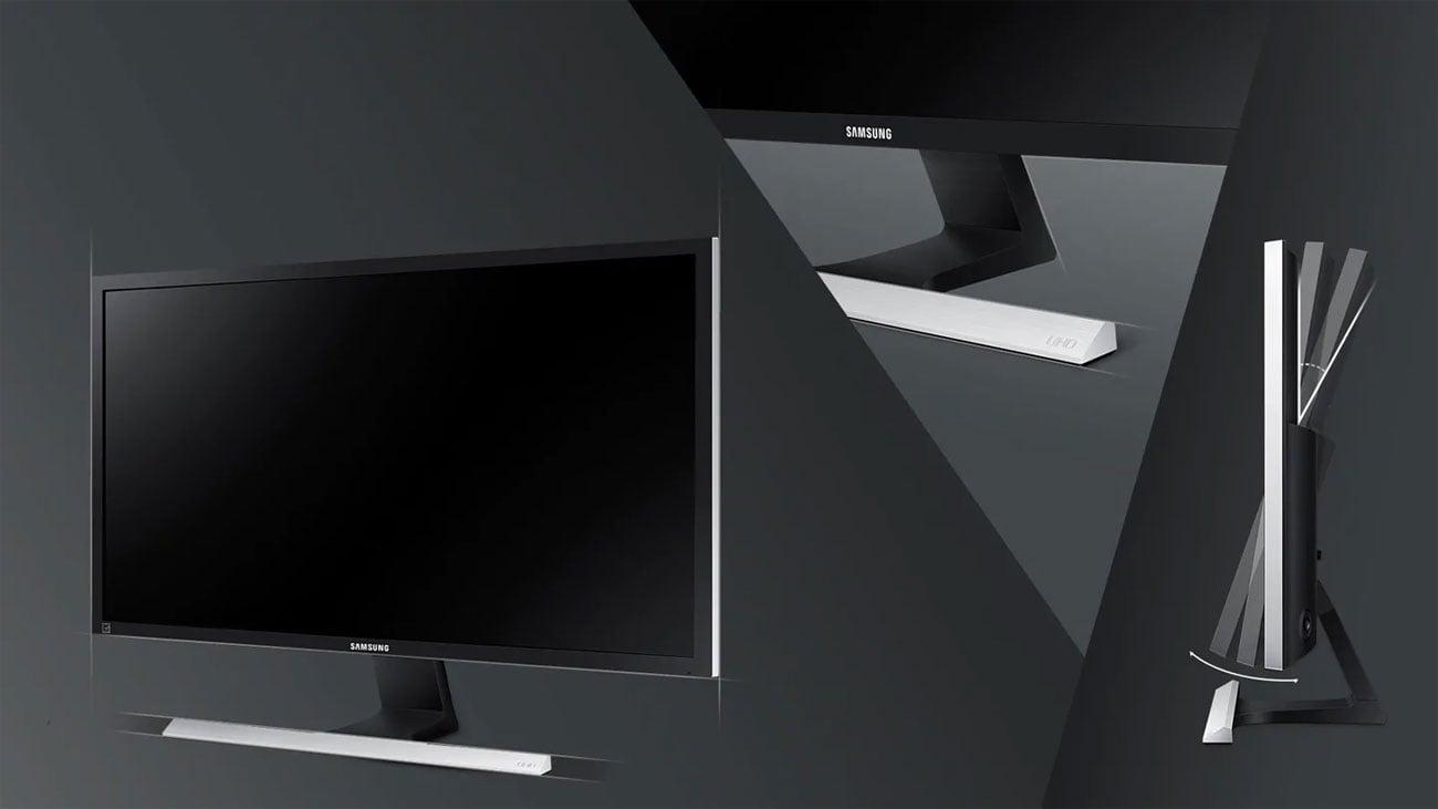 Samsung U28E590DS Design