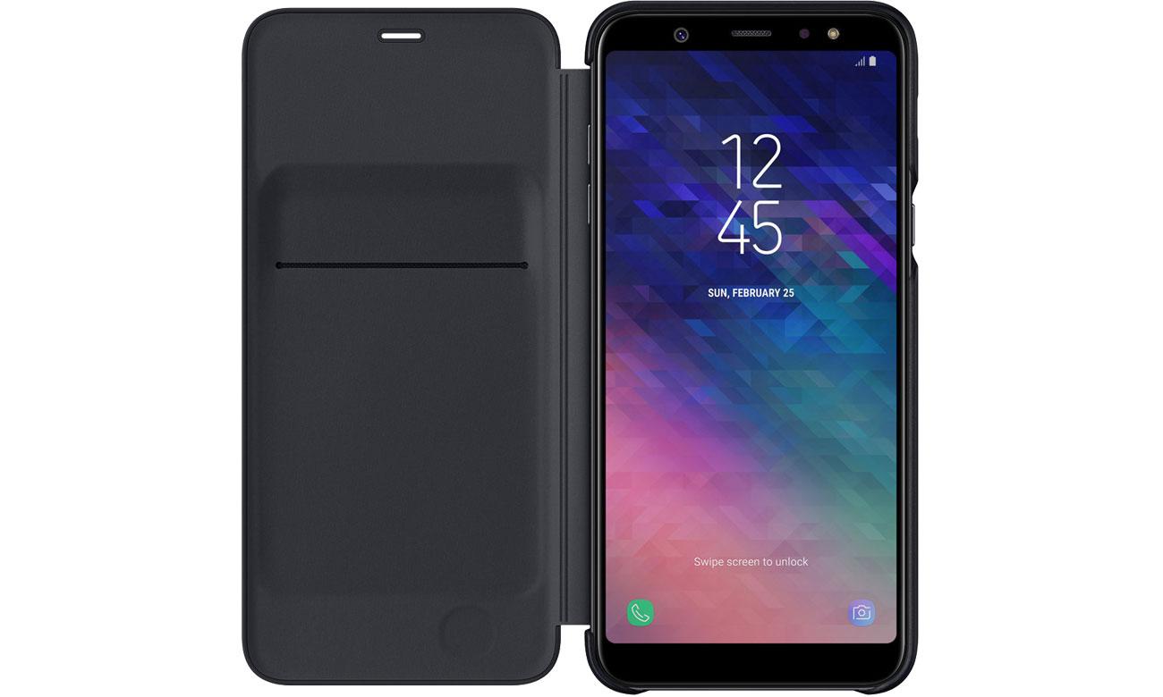 Samsung Wallet Cover EF-WA605CBEGWW