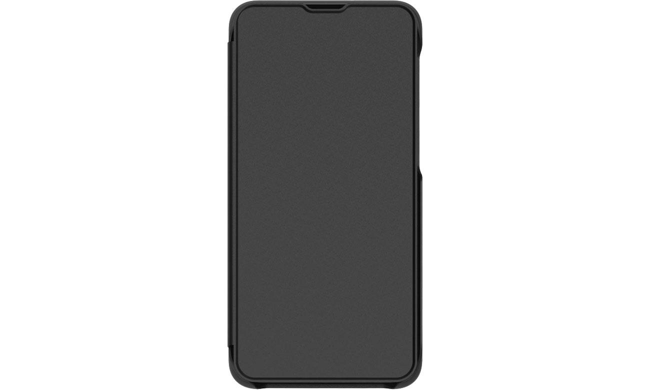 Etui Samsung Wallet Flip Cover do Samsung Galaxy A10 czarny