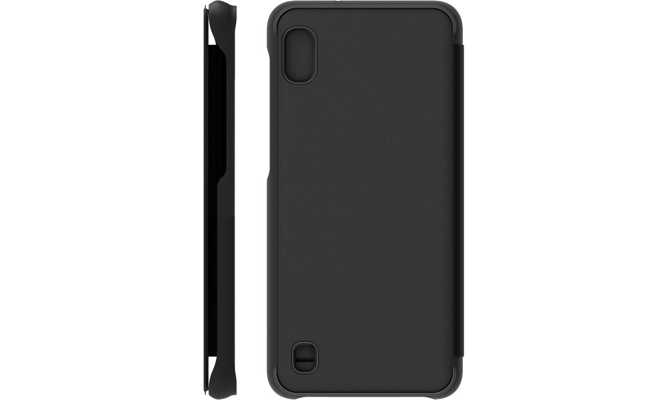 Samsung Wallet Flip Cover do Galaxy A10 Czarny