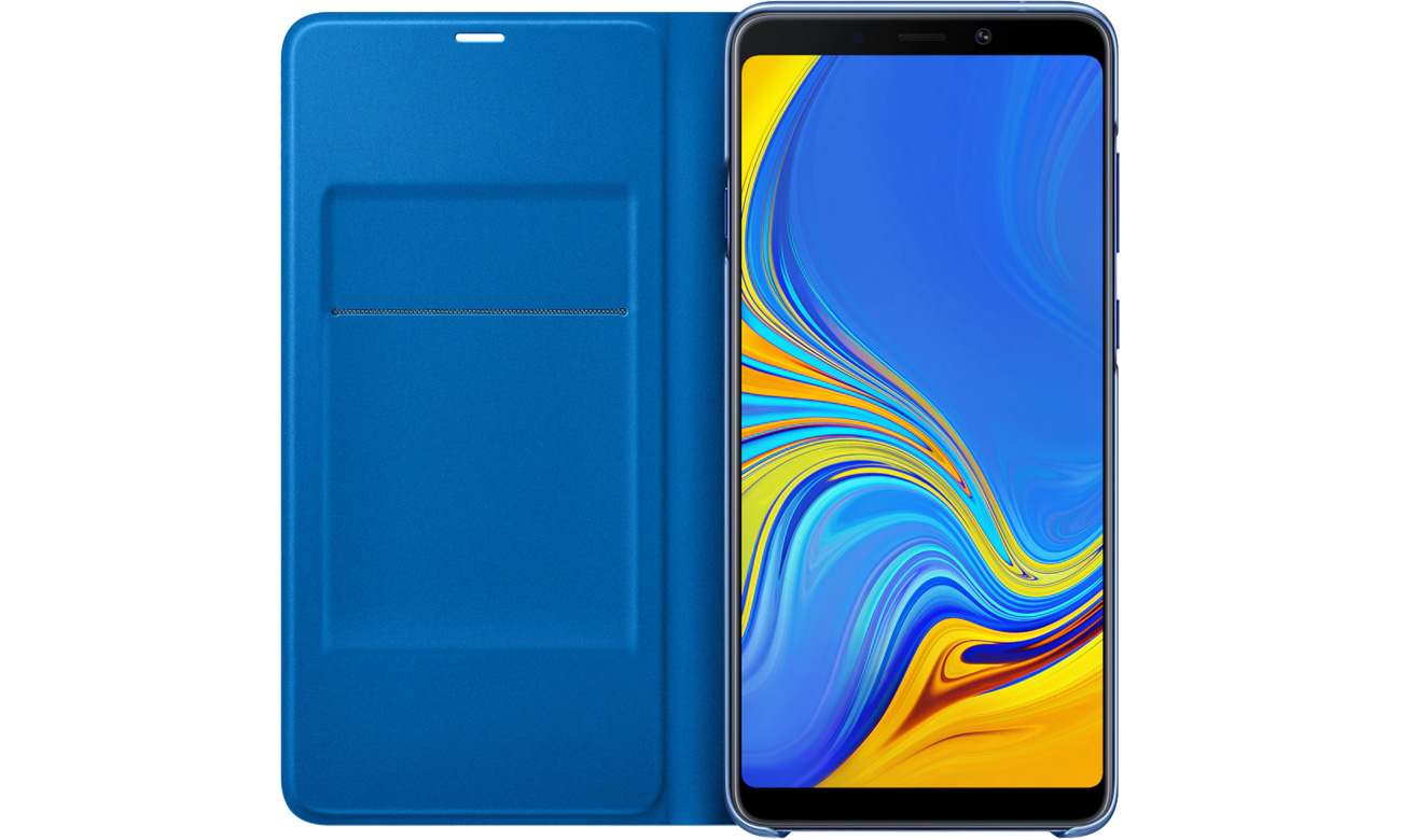 Samsung Wallet Cover do Galaxy A9 Kieszonka na karty