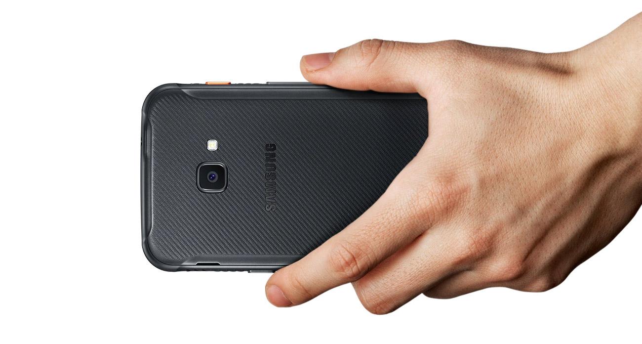 Samsung Galaxy XCover 4s wzmocniona konstrukcja fizyczne klawisze