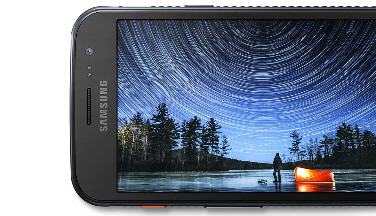 Samsung Galaxy XCover 4s odporny ekran 5'' HD zwiększona czułość dotyku