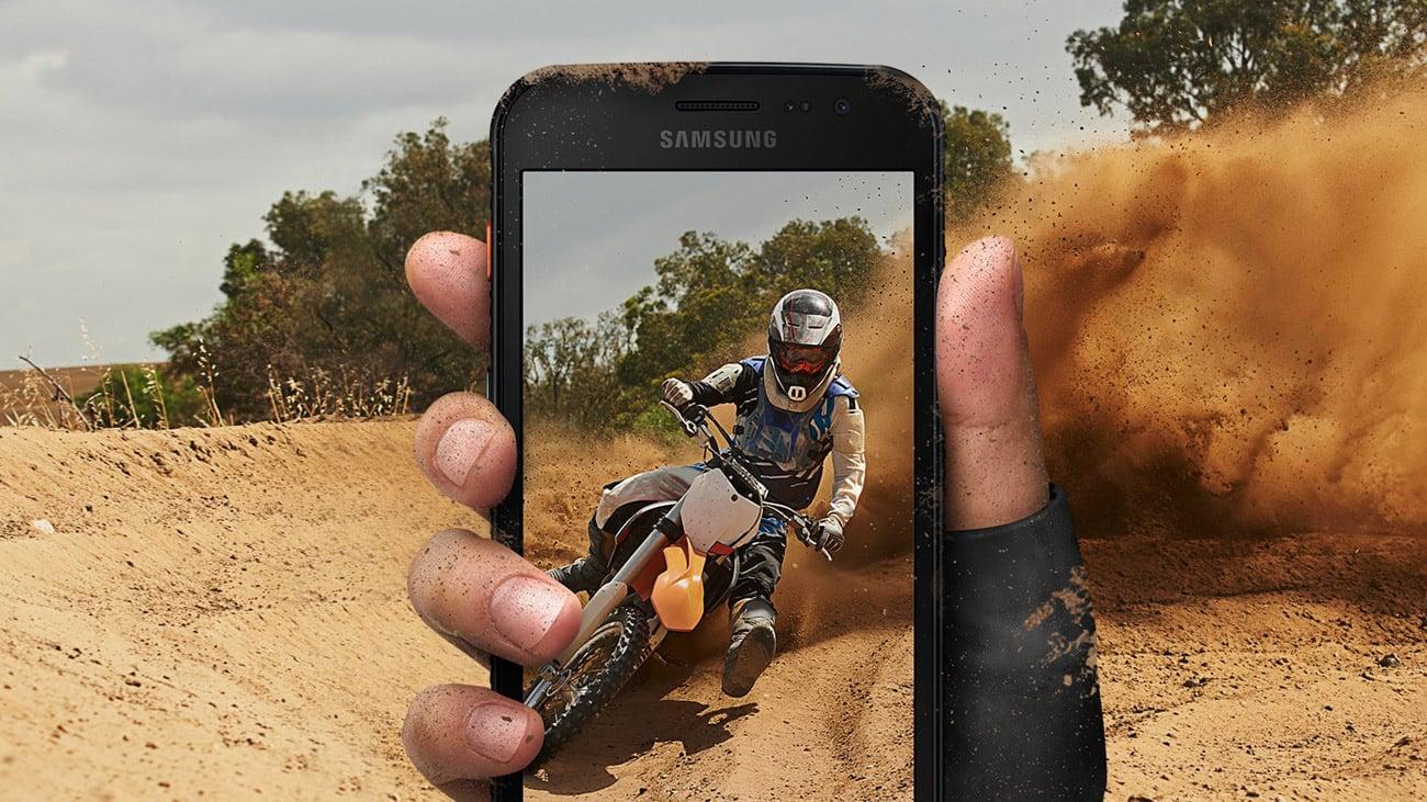 Samsung Galaxy XCover 4s 16 mpix