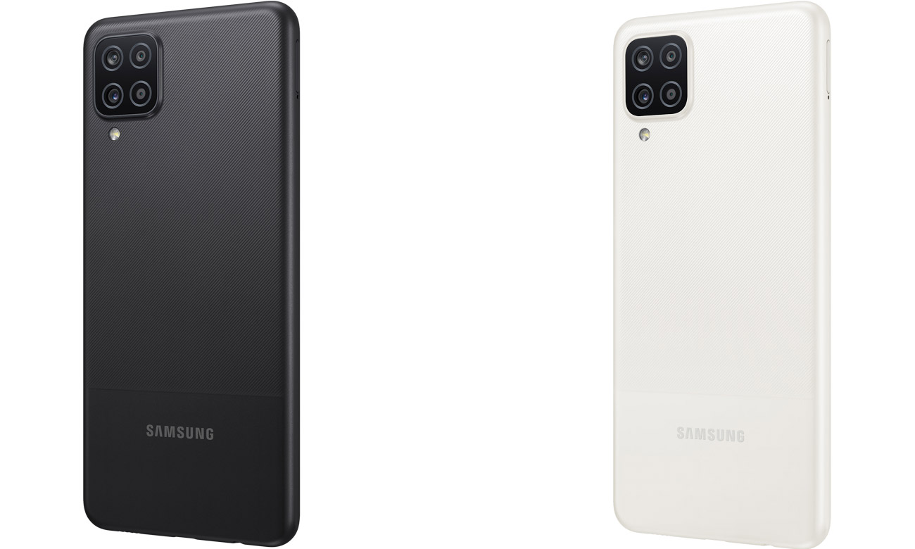 Smartfon Samsung Galaxy A12 4/64 GB Black