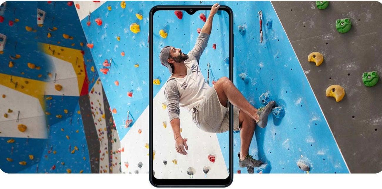 Ekran 90 Hz Samsung Galaxy M12 64GB Black