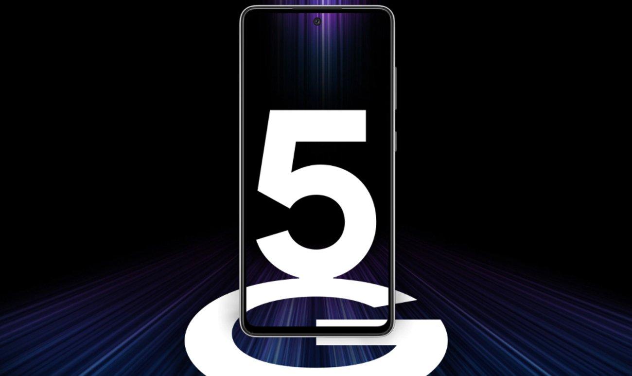 Smartfon Samsung Galaxy M52 5G Black