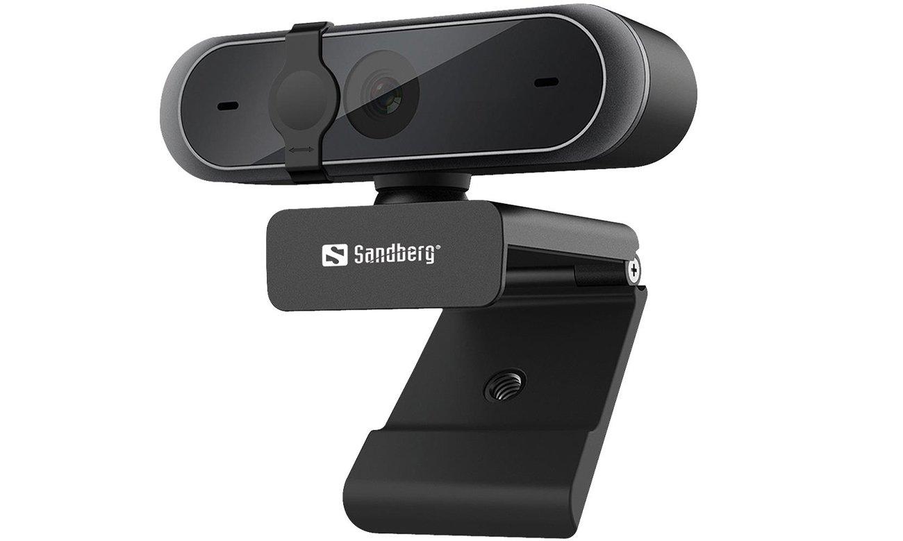 Kamera internetowa Sandberg USB Webcam Pro
