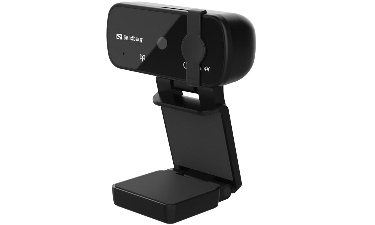 Kamera internetowa Sandberg USB Webcam Pro+ 4K