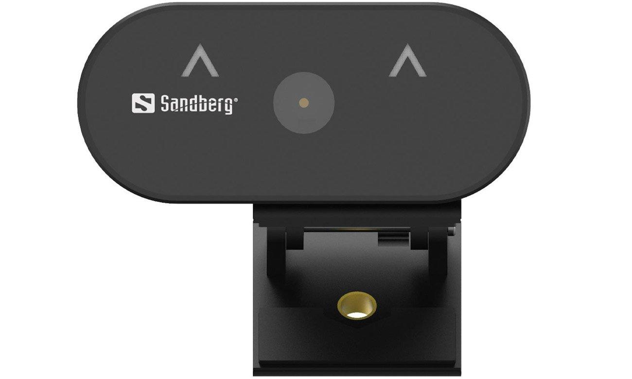 Kamera Sandberg USB Webcam Wide Angle 1080P HD