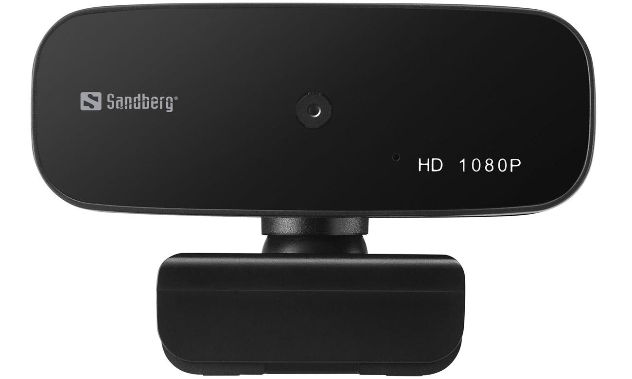 Kamera Sandberg USB Webcam Autofocus 1080P HD