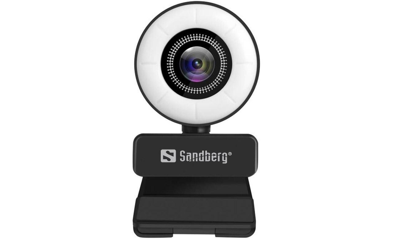 Kamera Sandberg Streamer USB Webcam
