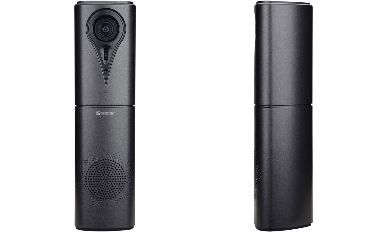 Kamera Sandberg All-in-1 ConfCam 1080P Remote