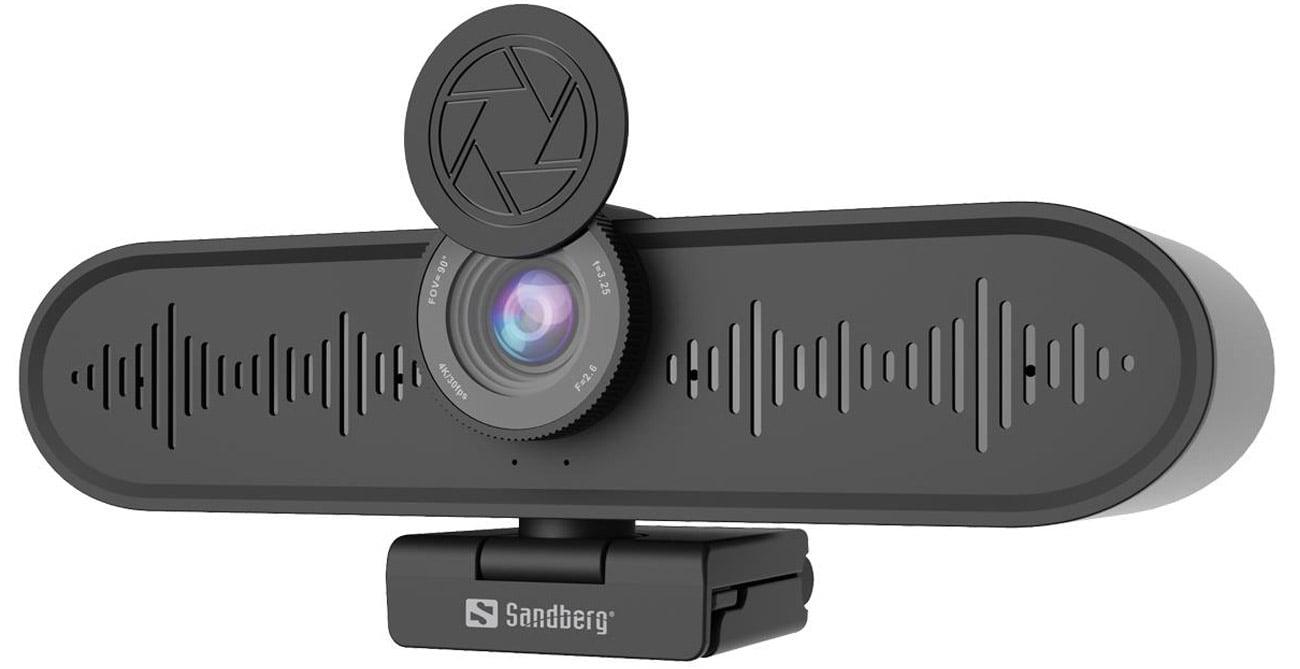 Kamera Sandberg All-in-1 ConfCam 4K 4Mic