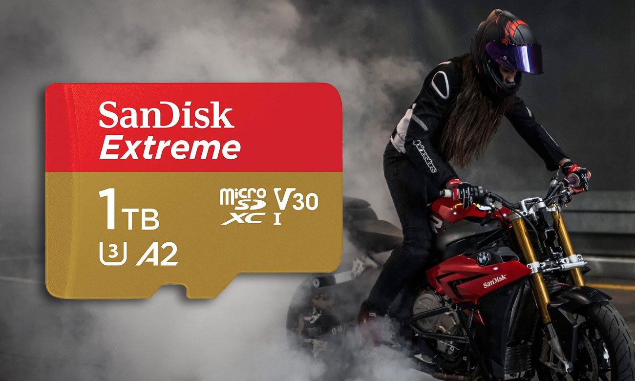 Sandisk Extreme 1TB - Prędkość