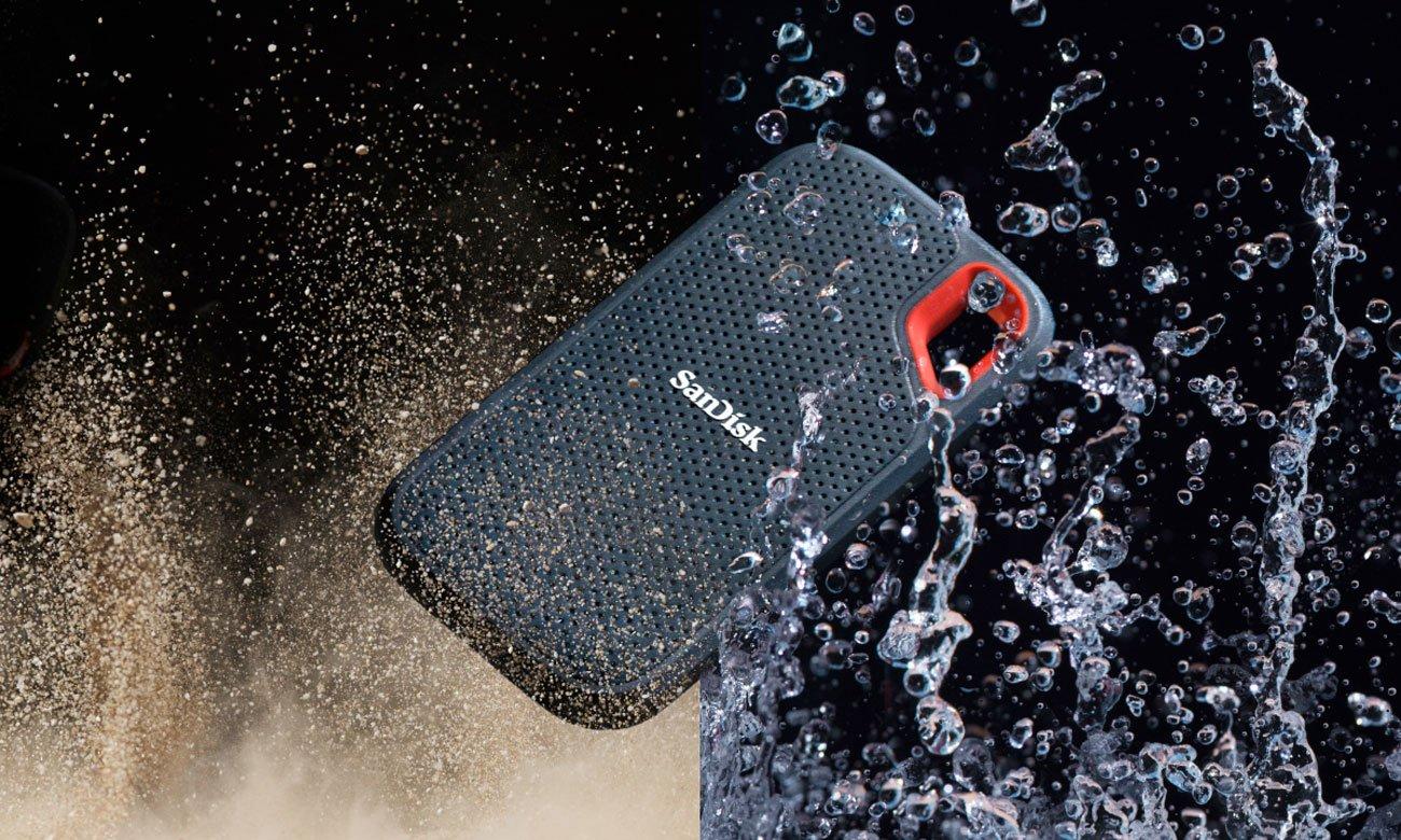 Sandisk Extreme Portable SSD Kompaktowy i pojemny dysk przenośny