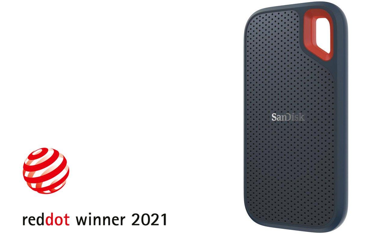 Zdobywca nagrody Red Dot Design Award 2021