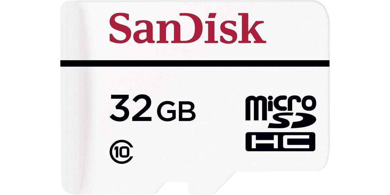 Karta pamięci microSD SanDisk 32GB microSDHC High Endurance 20MB/s