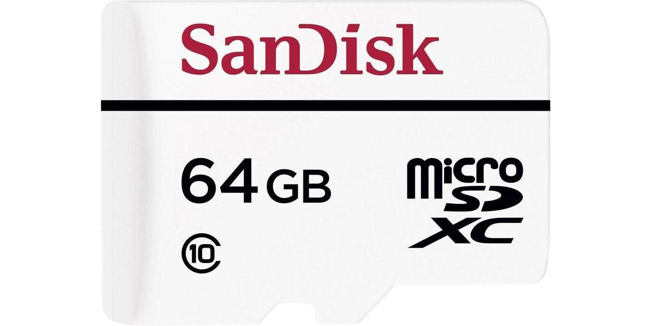 Karta pamięci microSD SanDisk 64GB microSDXC High Endurance 20MB/s