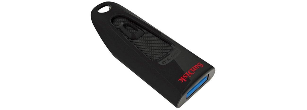 SanDisk 256GB Ultra  stylowy wygląd kompaktowa obudowa podręczna pamięć