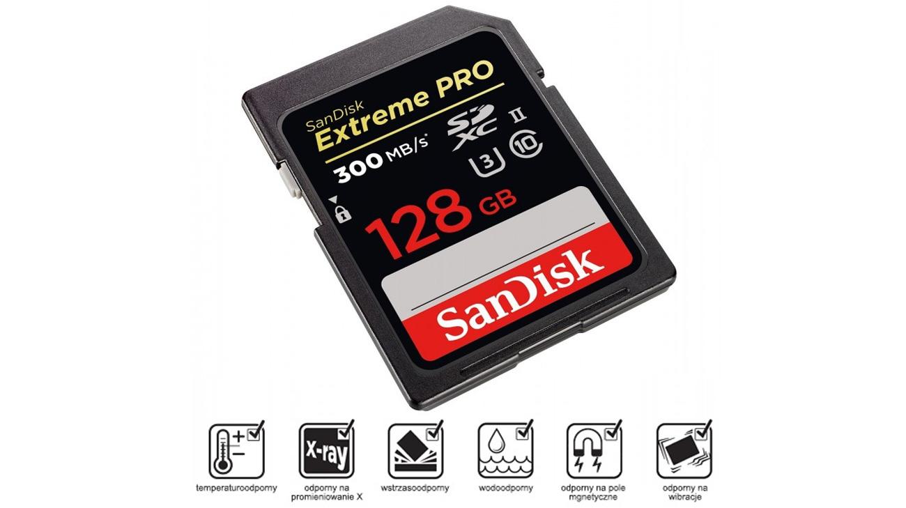 SanDisk SDXC Extreme Pro