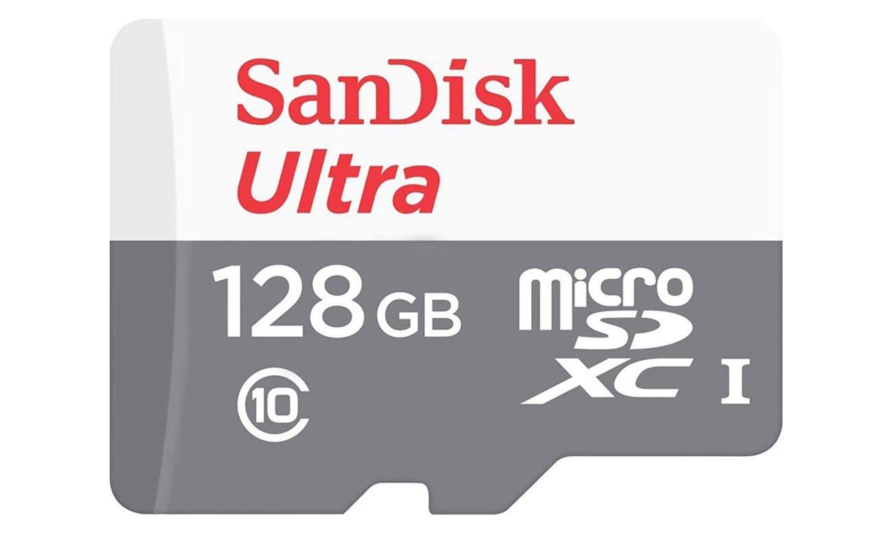 Karta 128GB microSDXC Ultra 100MB/s C10 UHS-I