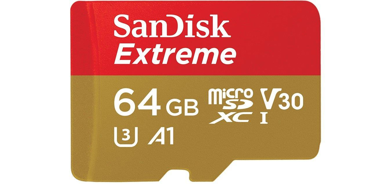 Karta SanDisk Extreme