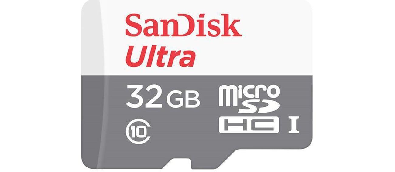 Karta Sandisk 32GB microSDHC
